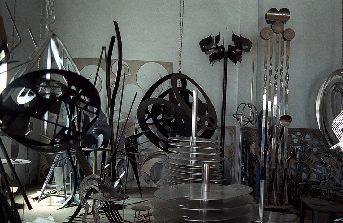 Stainless Steel Studio, 2005